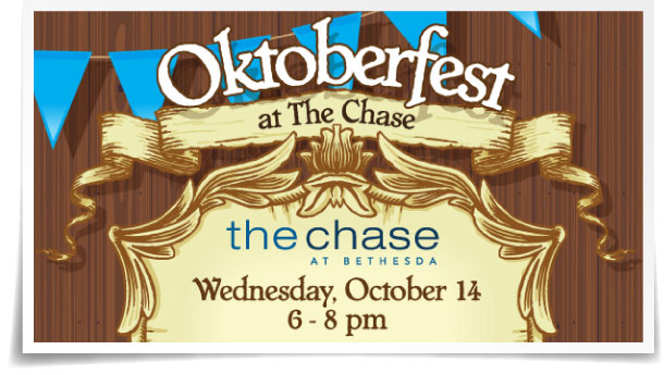 The Chase at Bethesda Oktoberfest eBlast
